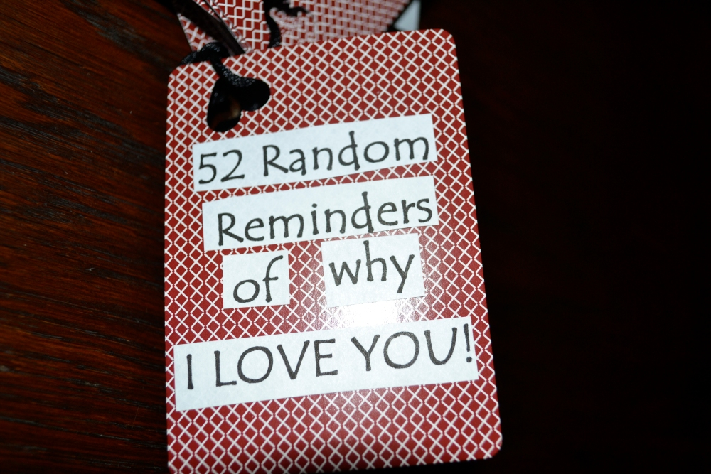 52 Reasons ~( Will You Accept the Challenge?) (1/4)