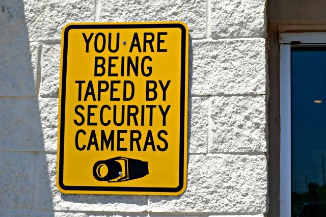 Dodging cameras