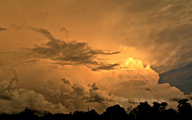Broken Arrow, Oklahoma storm ~