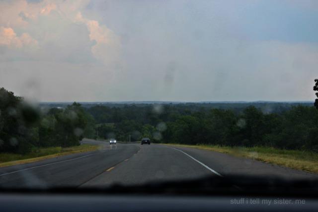 firetruck windshield