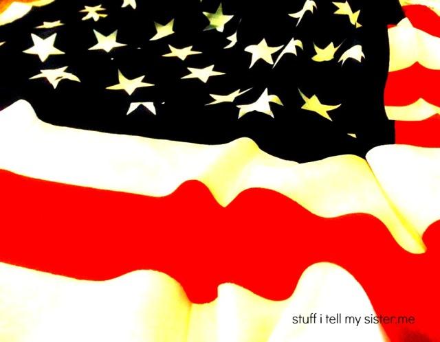 flag - gift