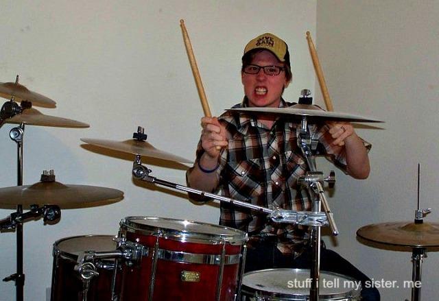 birthday chi drummer