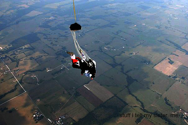 birthday chi skydiving