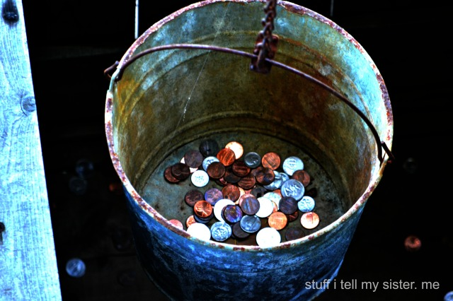 wishes bucket