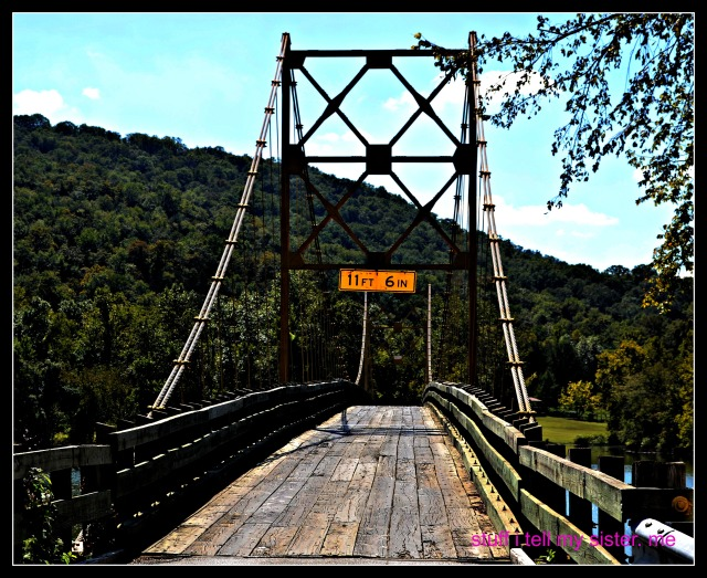 fall vacation es bridge