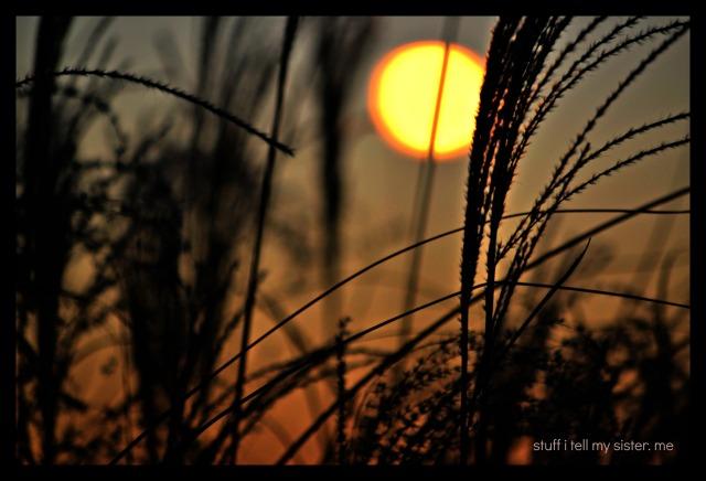oct sunset