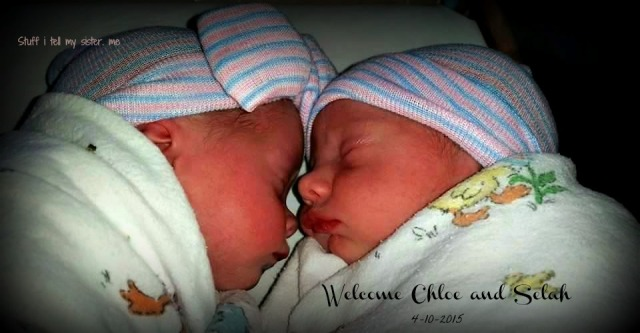 selah and chloe